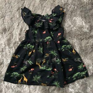 Old Navy Safari Dress